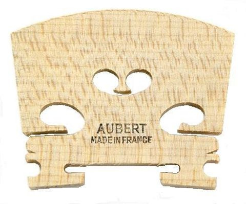 Aubert #5 1/8 Violin Bridge