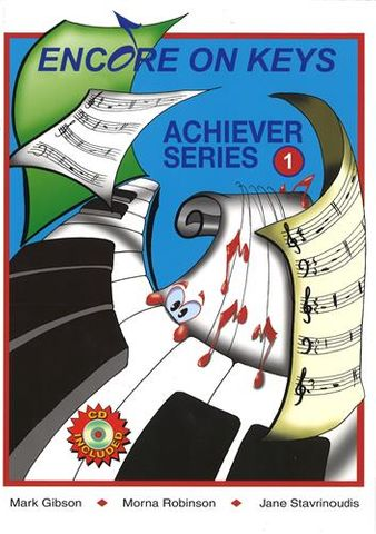 Achiever Level 1 Book/Audio