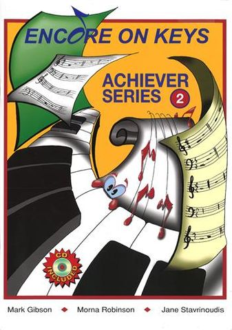 Achiever Level 2 Book and Audio