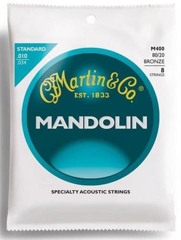 Martin M400 Mandolin String Set
