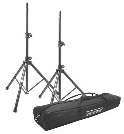 Onstage SSP7950 Speaker Stand Pack