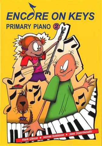 Encore Keys Primary Level 2 Student Kit