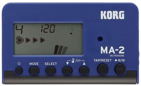 Korg MA2 Metronome Blue
