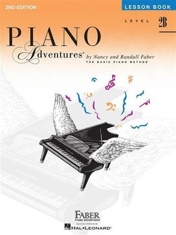 FJH Piano Adventures Lesson Bk 2B