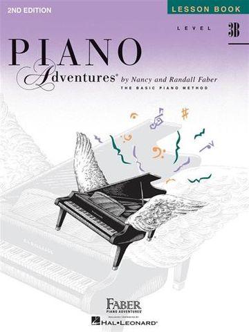 FJH Piano Adventures Lesson Bk 3B