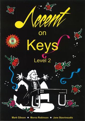 Accent on Keys Level 2 Book and Audio