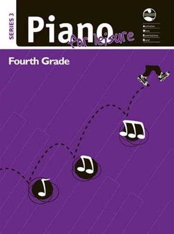 AMEB Grade 4 No 3 Piano for Leisure