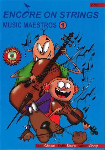 Music Maestros VIOLIN Encore on Strings