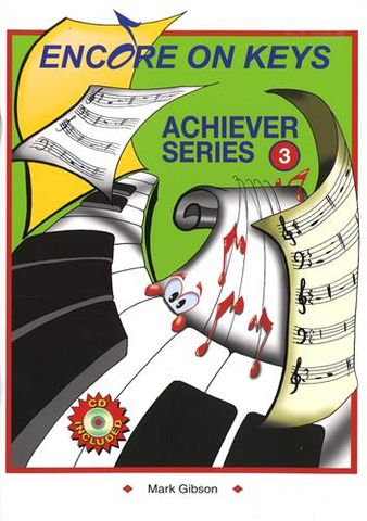 Achiever Level 3 Book and CD