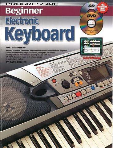 69166 Beginner Keyboard Book Media