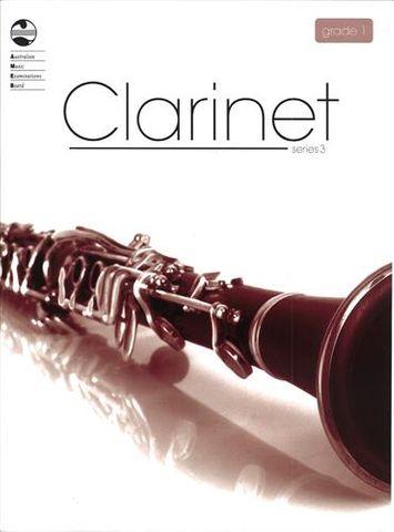 AMEB CLARINET Grade 1 Series 3