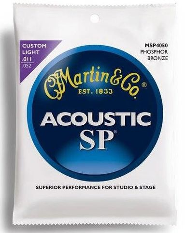 Martin SP Phos Bronze 011/052 Strings