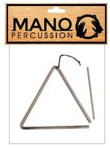 Mano 6in Triangle
