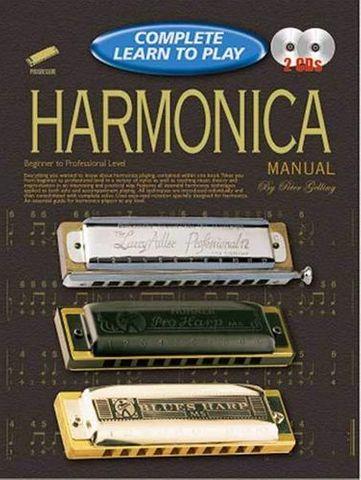 69238 Complete LTP Harmonica