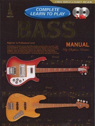 Complete LTP Bass Guitar