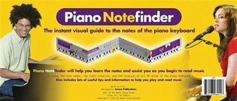 Piano Notefinder