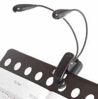 Lights for Music Stands