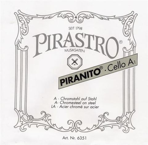 Pirastro Cello Piranito Set 1/4-1/8