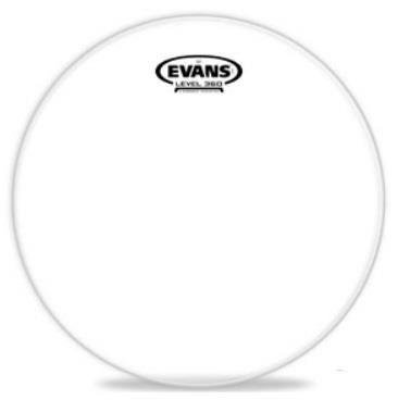 Evans 16in Gen G1 Clr Drum Head