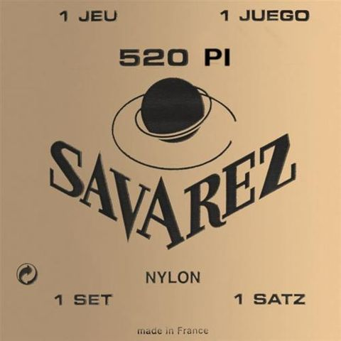 Savarez 520PI Wound E/B/G Strings