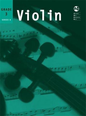 AMEB Grade 3 Series 8 Violin