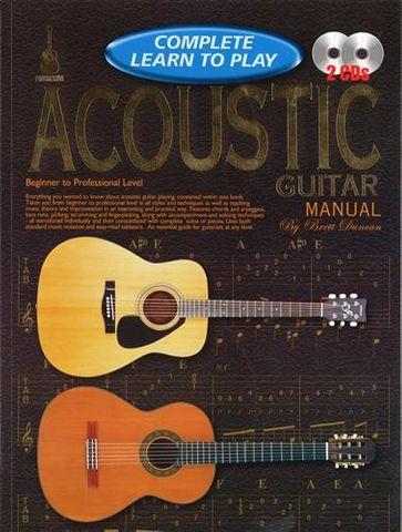 Complete LTP Acoustic Guitar