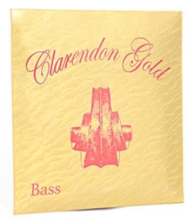 Clarendon Gold 3/4 Double Bass StringSet