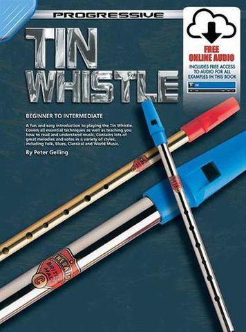 69262 Tin Whistle Book