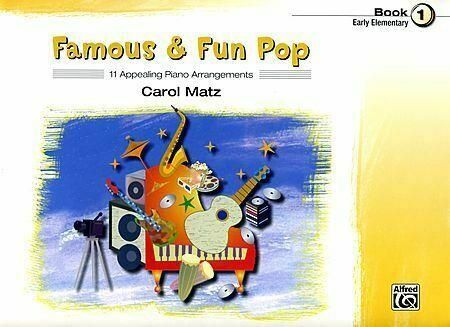 Famous and Fun Pop Book 1