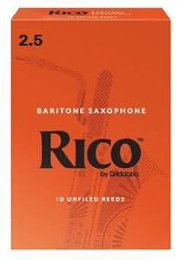 Rico 2.5 Baritone Sax Reeds