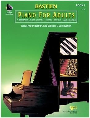 Bastien BOOK 1 Piano for Adults