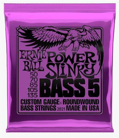 Ernie Ball E2821 5 String Bass Strings