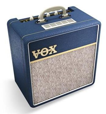 Vox AC4C1-BL 4w Valve Combo Amp
