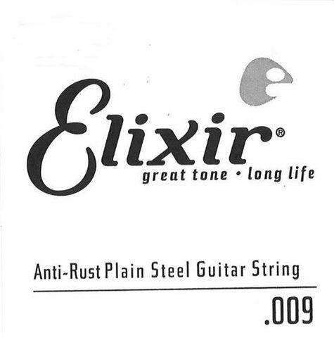 Elixir .009 Plain Electric Single