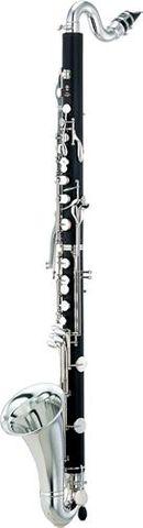 Yamaha YCL221II Bass Clarinet Bb ABS