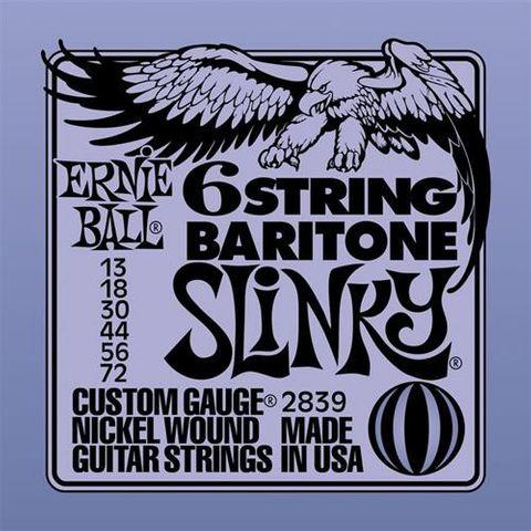 E2839 Baritone 6 String 72/13p