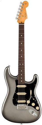 Fender Am Pro II Strat HSS RW Mercury