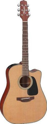 Takamine TP1DC Ac/El Guitar with case
