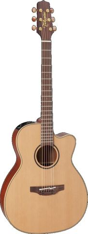 Takamine TP3MC OM Ac/El Guitar Solid Top