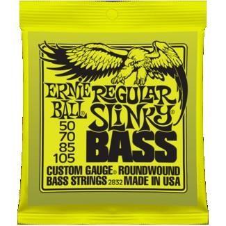 Ernie Ball 050-105 Reg Slinky Bass Strgs
