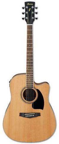 Ibanez PF17ECE LG Ac/El Guitar