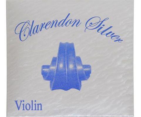Clarendon Silver 1/2 VIOLIN Set