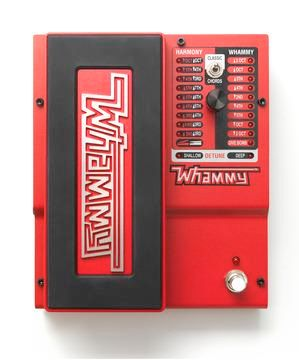 Digitech Whammy V Pitch Shift Gtr Pedal