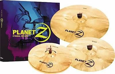 Zildjian Planet Z4 Cymbal Pack
