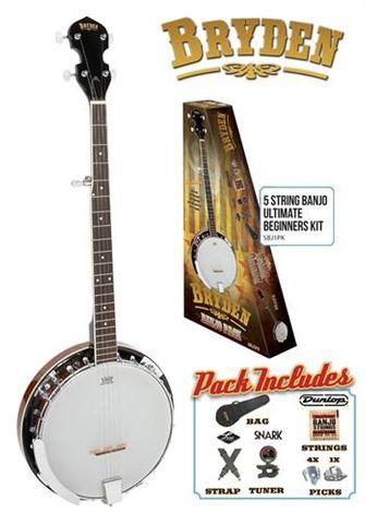 Bryden J1 Banjo Pack