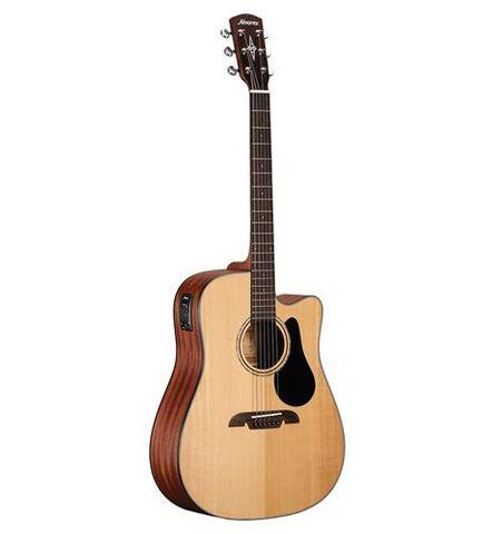 Alvarez D30CE Artist Dread Ac/El Guitar