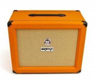 Orange Speaker Cabs