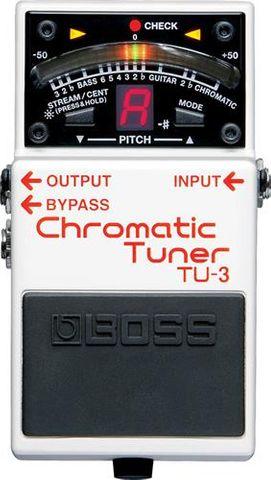 Boss Chromatic TU3 Tuner