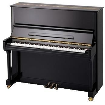 Beale UP131 Ebony Acoustic Piano