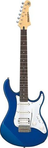 Yamaha PAC012DBM DARK BLUE Pacifica Gtr